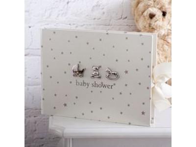 BAMBINO Книга за гости baby shower