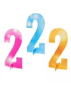 Настолна цифра № 2