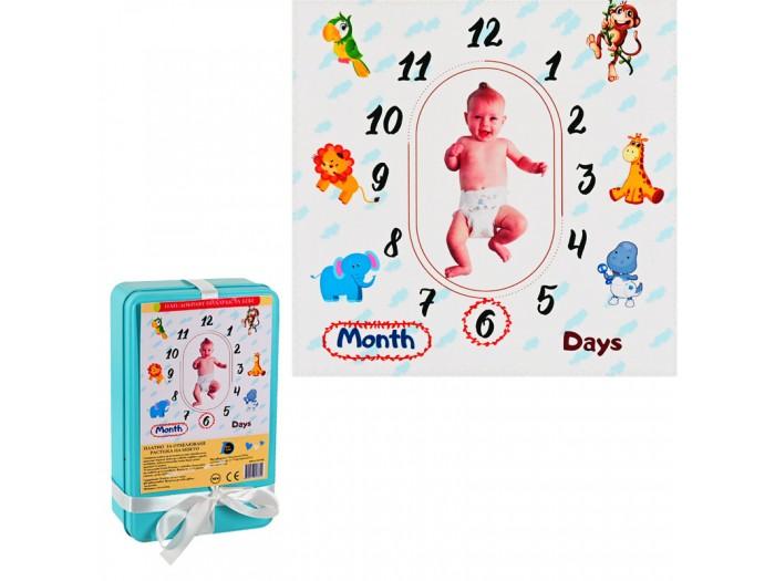 Платно за отбелязване растежа на бебето