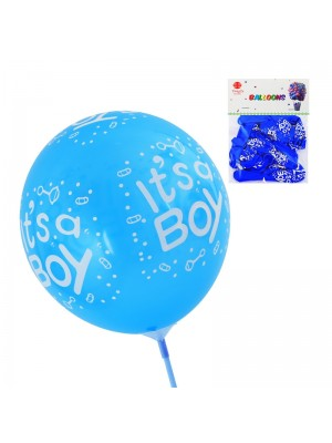 "Балони ""It's a Boy/ Girl"" - 10 броя"