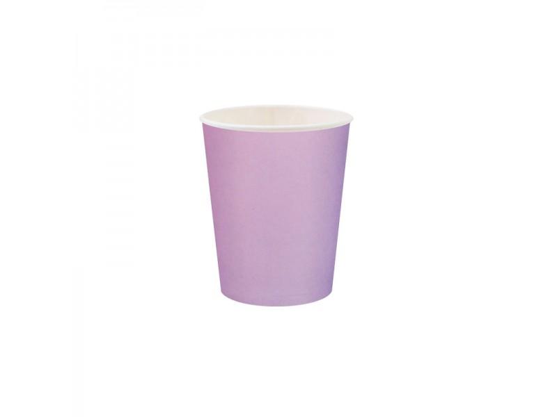 Цветни парти чаши 10 броя