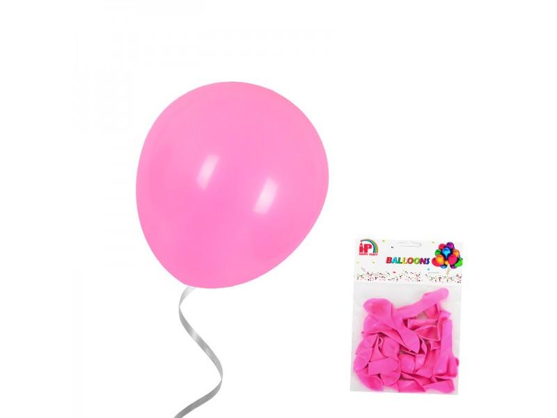Балони Класик 13см - 20 броя различни цветове