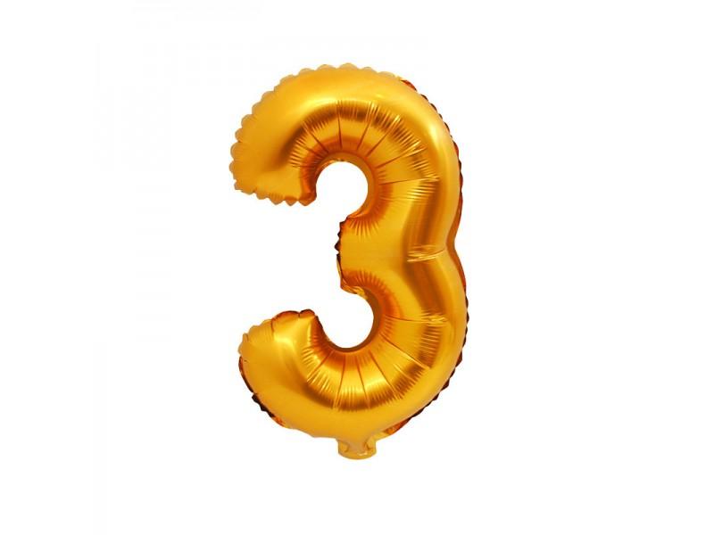 Балон Цифра от 0 до 9