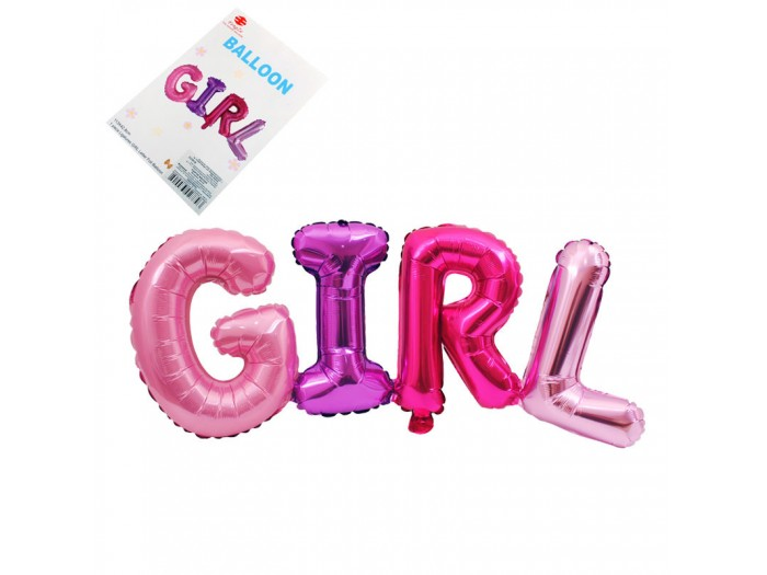 Балон GIRL
