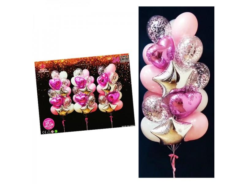 Луксозен комплект балони