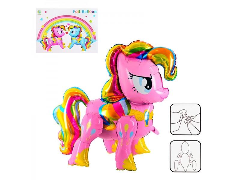 """Балон """"Пони"""" с подвижни крачета"""