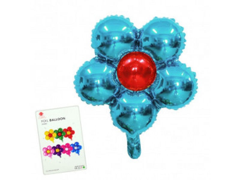 Балони Цвете - фолио