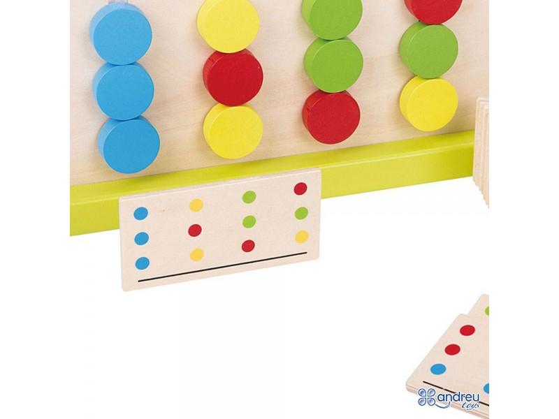 Обучителна игра Научи цветовете