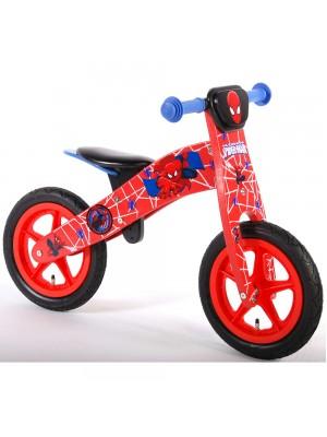 Дървено колело за баланс Спайдърмен, 12 инча