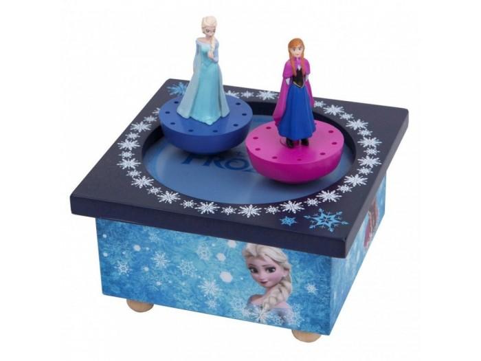 Музикална кутия Анна и Елза от Замръзналото кралство