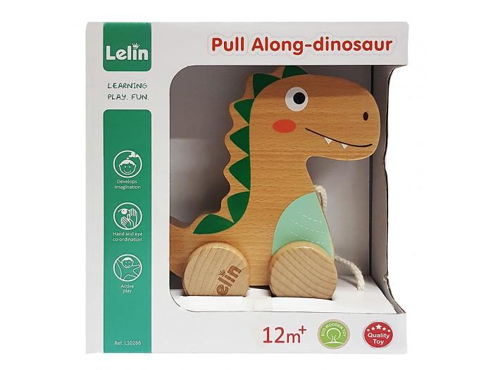 Играчка за дърпане Добрият динозавър