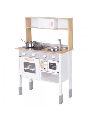 Детска дървена кухня Малкият готвач