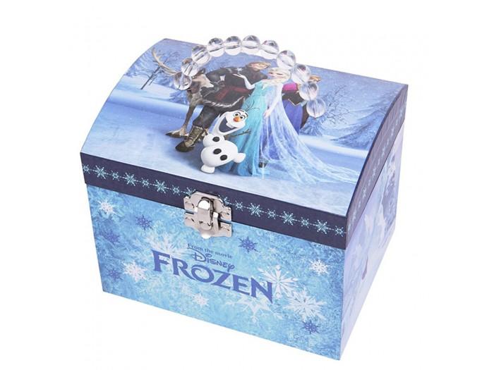 Музикална кутия за бижута с дръжка Елза