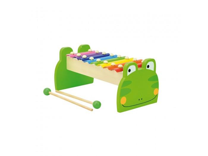 Детски ксилофон Жаба