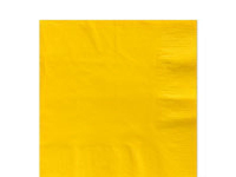 Салфетки - 33 см в различни цветове - 20 бр.