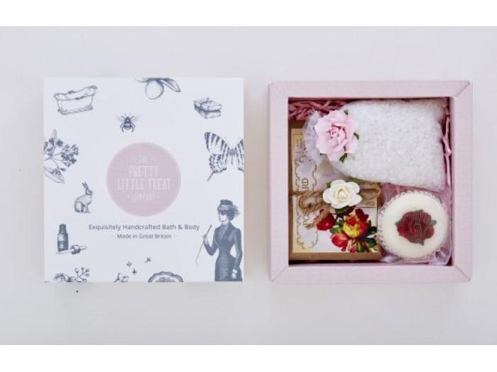 Подаръчен комплект Pretty Little ароматна вана