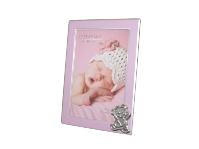 Алуминиева фоторамка бебе момиче