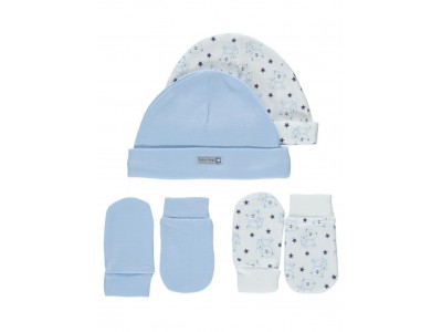 Ex-George комплект шапки и ръкавици