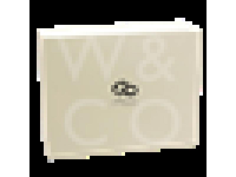 Аморе комплект ключодържатели със сребърно покритие на 'Mr & Mrs'