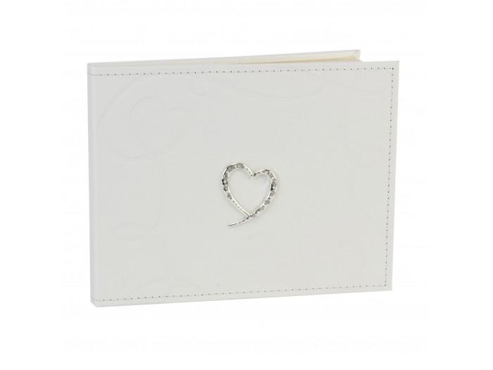 Amore сватбена книга за гости 40 страници