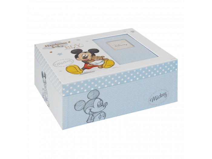Кутия за спомени Мики Маус