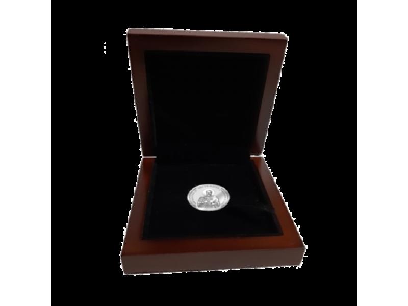 "Сребърен медальон ""Свети Мина"""