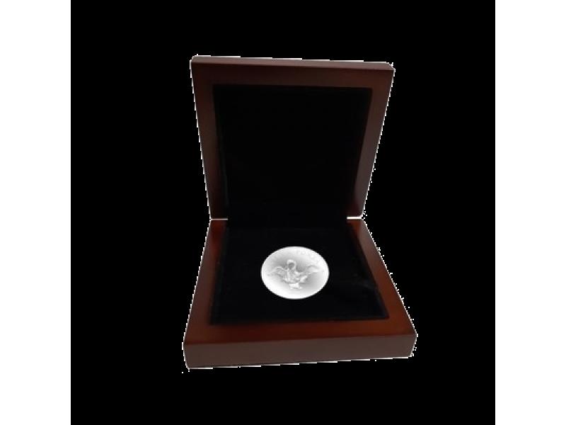 """Сребърен медал """"Честита рожба"""""""