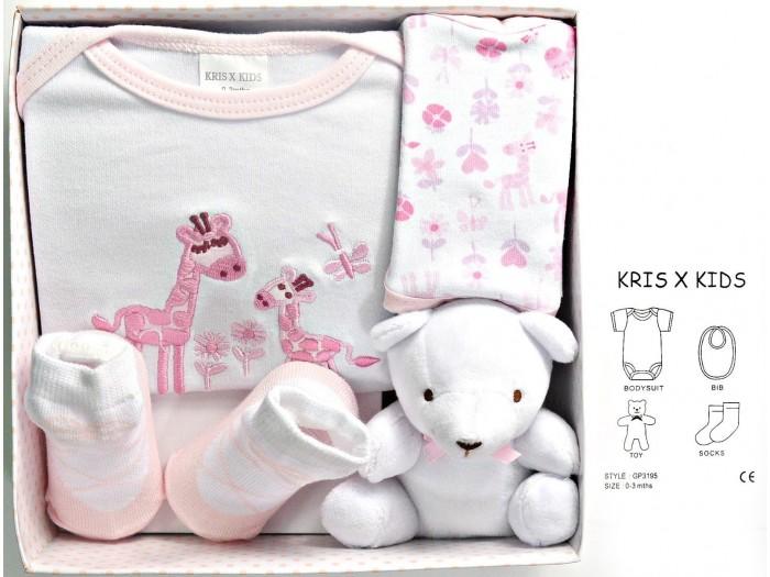 Подаръчен комплект от четири части за момиче