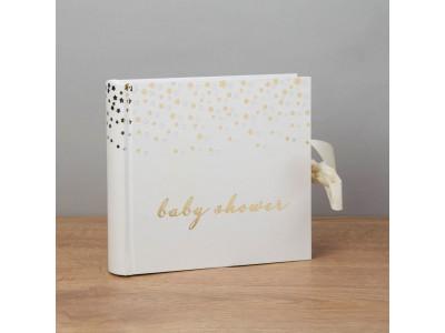 Прекрасен Baby Shower фотоалбум за 50бр. снимки с размер 10х15см