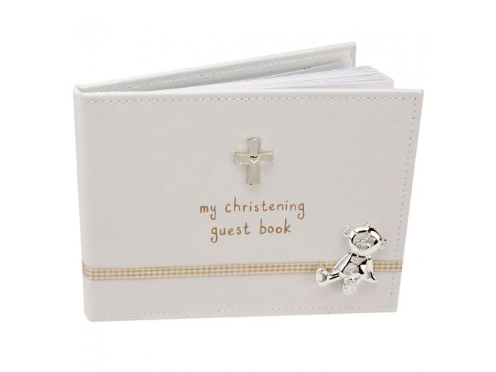 Книга за гости за кръщене