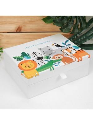 Кутия за спомени JUNGLE BABY