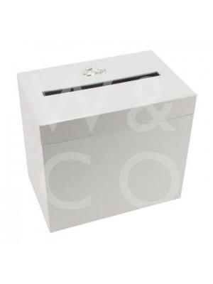 Красива сватбена кутия за писма Amore