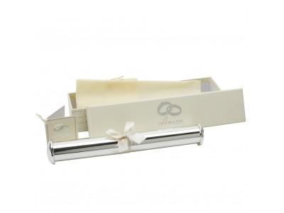 Цилиндър за съхранение на сватбен сертификат