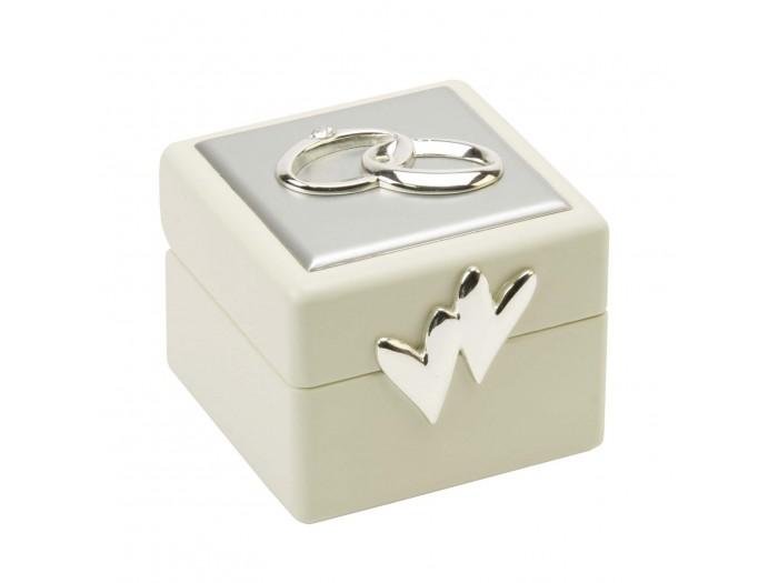 Amore кутийка за сватбени пръстени